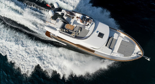 Full ahead at the Cannes Yachting Festival for Sirena Marine