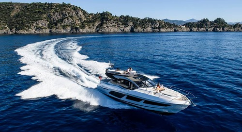 The Sunseeker line up for Miami Yacht Show 2019