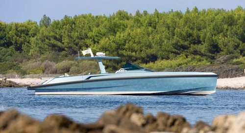 Wally becomes bart of Ferretti Group