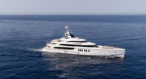 Benetti at the Monaco Yacht Show