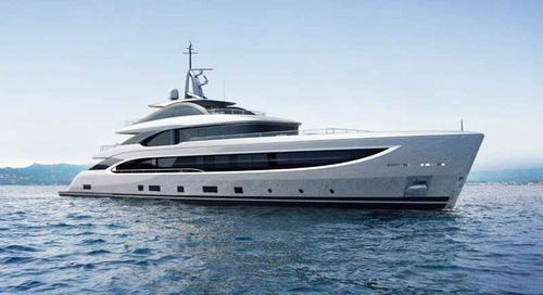 Benetti sells 5 Yachts in the 38 to 50-meter range