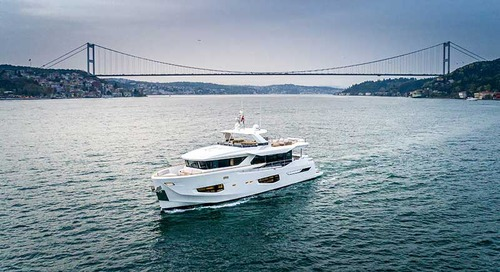 Third Numarine 26XP launched and delivered