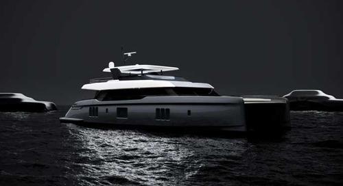 Two new motoryacht models join Sunreef Yachts' Range