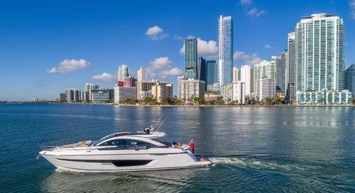 Fairline Yachts to showcase first Targa 65 GTO
