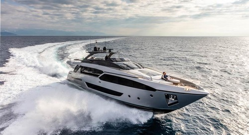 Riva 90' Argo: a new legend of beauty and innovation