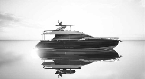 Azimut 78 FLY: a Flagship of Technology and Style