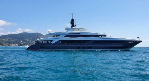 Baglietto stunning 55-Meter Superyacht Severin°s