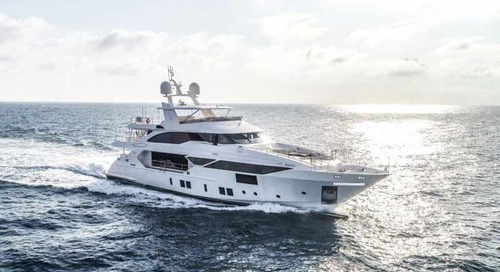 Two new Class Category sales for Benetti and a delivery for Benetti