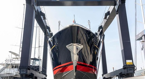 Launched: Perini Navi MY 25m Eco-tender