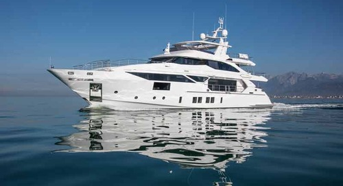 Benetti launched and delivered two yachts of the Class category