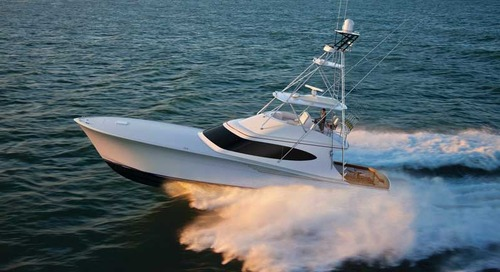 Hatteras Announces New GT65 Carolina