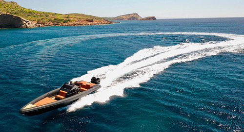 Technohull launches its first two Grand Sport 38s