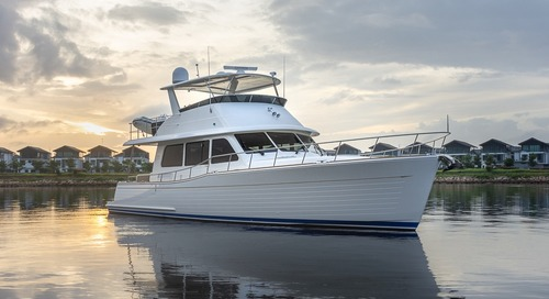 The all new Grand Banks GB54