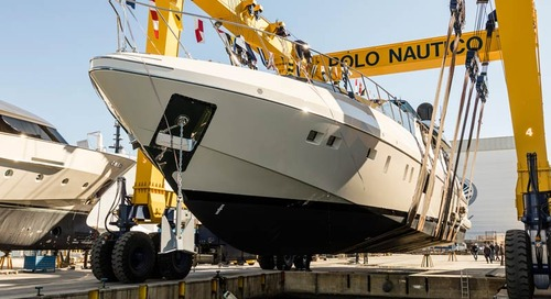 The New Mangusta Maxi Open 110