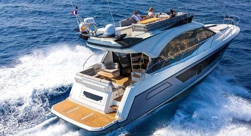 The launch of the new Monte Carlo 52
