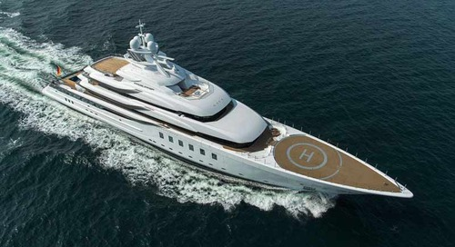 Lürssen presents Madsummer at MYS 19