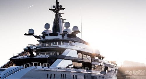 Bravo with innovative L.I.F.E. design is launched by Oceanco