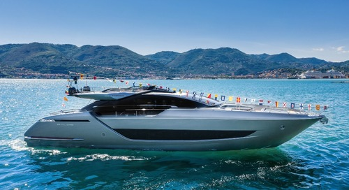Launch of Riva 88' Folgore