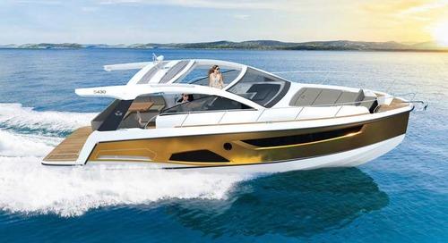 Launch of new Sealine S430
