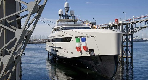 Tankoa new 50m S501 Hybrid successfully launched