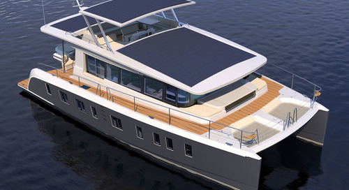 SILENT 55 to make world debut at Cannes Yachting Festival 2018