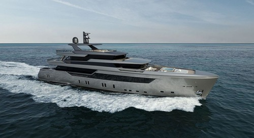 Sanlorenzo Superyacht division: a hotbed of innovation