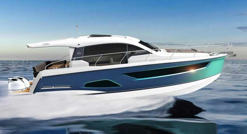 Sealine launches new Sealine 390v