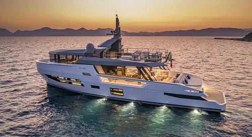 Arcadia Sherpa XL technological innovations to increase comfort aboard