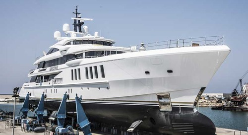 Benetti launches the new full custom 69 meter M/Y Spectre