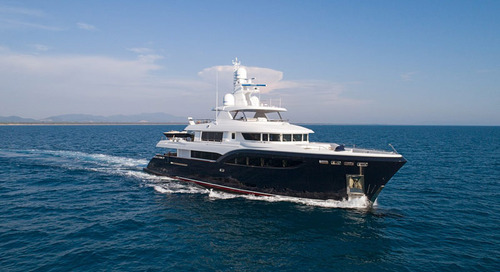 M/Y Stella di Mare delivered