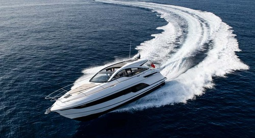 Fairline introduces the Targa 45 OPEN