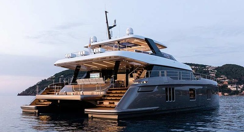 Sunreef Yachts Unveils the 80 Sunreef Power
