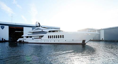Vida by Heesen Yachts