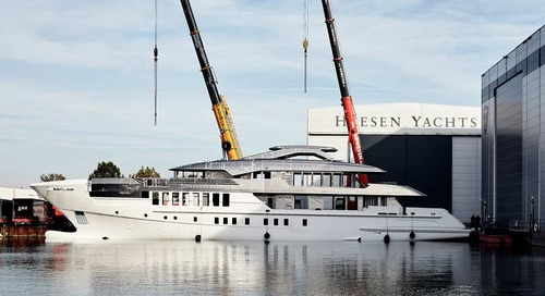 Project Castor by Heesen Yachts