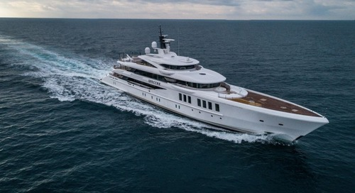"Benetti delivers ""Spectre"", a 69 meter megayacht"
