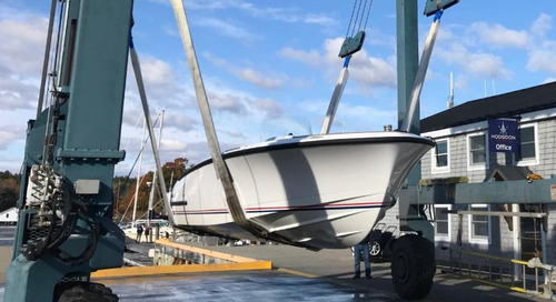 Hodgdon Launches Two Superyacht Tenders