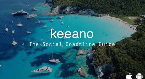 Meet the startup from Greece aiming to create the biggest community around the global Coastlines
