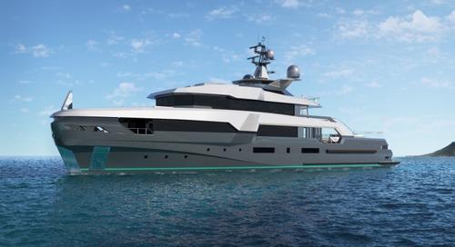 Κ47:A new generation Yacht by three young minds