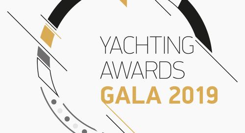 Στην τελική ευθεία το 2019 Yachting Awards Gala Ζάππειο Μέγαρο - 12 Δεκεμβρίου