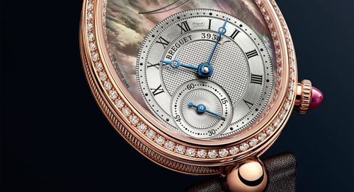 Baselworld 2018: Breguet at the World watch and Jewellery show