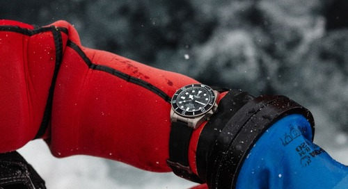 TUDOR Pelagos for extreme conditions