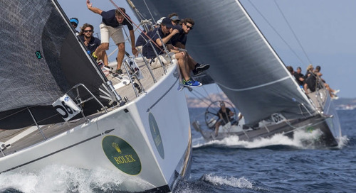 Rolex Swan Cup 2018: The Embodiment of Yachting Evolution