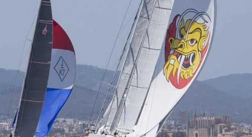 The Superyacht Cup Palma 2019