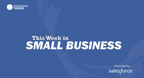 This Week in Small Business, Sprint Launches IoT Factory, Indeed Touts Benefits of Gen X