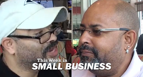This Week in Small Business, Facebook Messenger Marketing Comes of Age