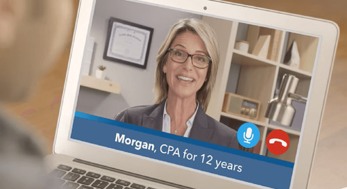 TurboTax Live Offers Small Business Owners Help from CPAs this Tax Season