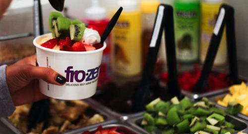 15 Best Frozen Yogurt Franchise Opportunities