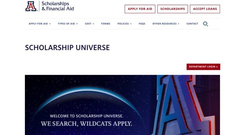 Scholarship Universe to Undergo a Technological Makeover