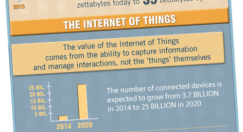 Infographic: Real-Time Information and The Data Deluge
