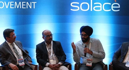 Solace CIO Think Tank 2017 – Exchanging Ideas with CIOs in India